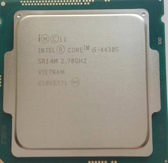 Processador Intel® Core I5-4430s