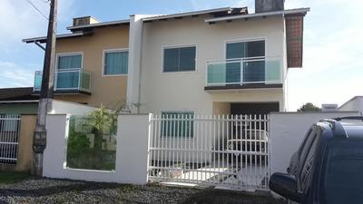 Sobrado Geminado No Vila Nova Com 3 Quartos Para Locação, 125 M² - Lg1437