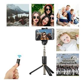 Blitzwolf 3-em-1 Bluetooth Selfie Vara Tripé Monopé Remoto C