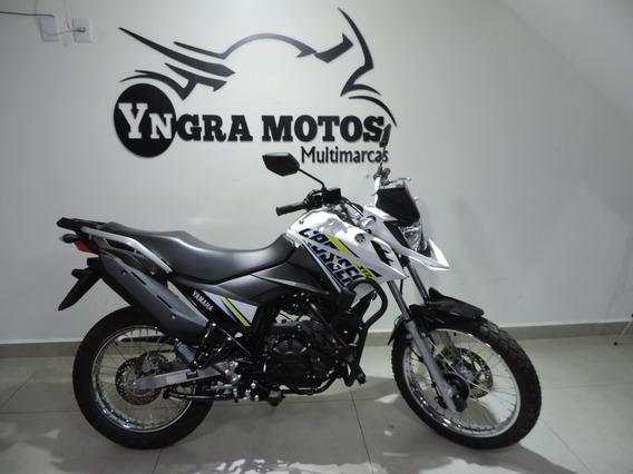 Yamaha Xtz 150 Crosser S 2020 C/105km Semi Nova Linda