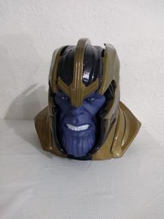 Cabeza Palomera 3d De Thanos
