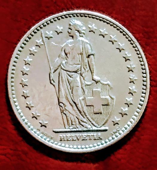 Moneda De Plata Suiza 1928