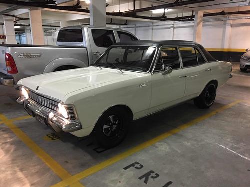 Chevrolet Opala 70 Placa Preta. 4cc