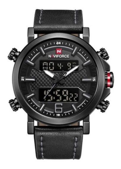 Relógio Naviforce Importado, Novo, Na Caixa