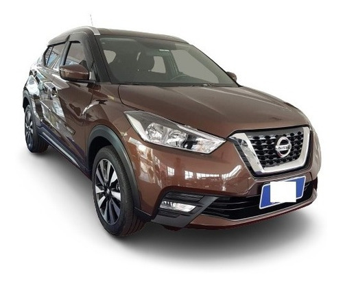 Nissan Kicks 1.6 Sv-cvt 2017