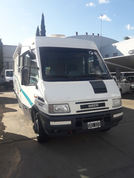 Motorhome Iveco 59.12 Año 1999 Completo