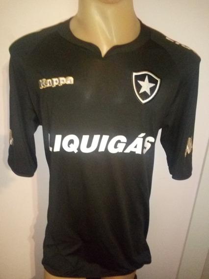 Camiseta Botafogo 2008/09 (tercera) Kappa Kombat, Talle Xl