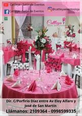 Cattleya Salón Eventos Loja