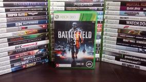 Battlefield 3 Xbox 360 Original Frete R$ 12.