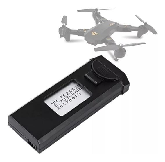 Bateria Drone Visuo Xs809hw 900mah 3.7v Super Promoção