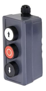 Botonera Triple De Uso Rudo / Xbs-sw-01