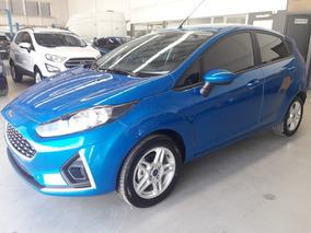 Ford Fiesta Kinetic 1.6 S Plus 0 Km 2018 5 P Blanco Azul