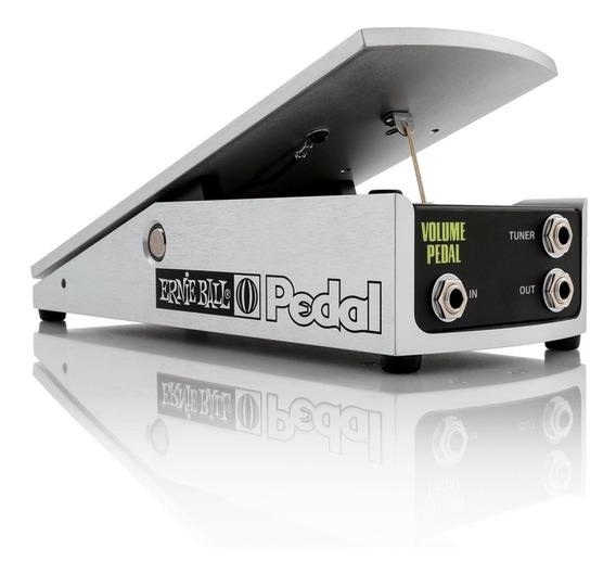 Pedal De Volume Ernie Ball Mono 250k P/ Eletrônicos Passivos