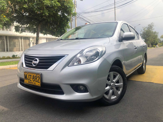 Nissan Versa 2013 1.6 Advance
