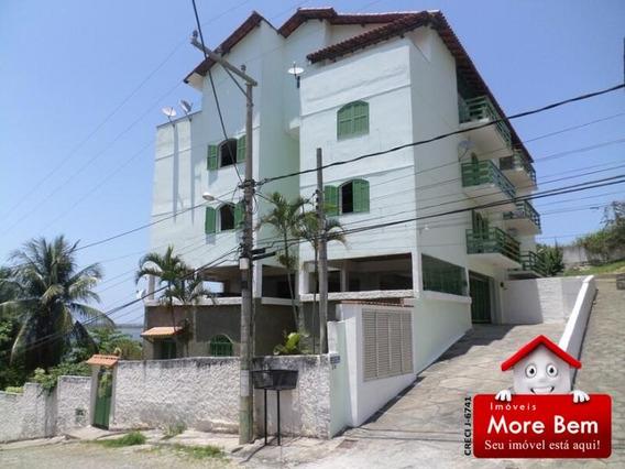 Cobertura Linear 2 Quartos (1 Suíte) Em São Pedro Da Aldeia - Cob-031