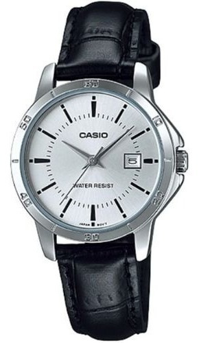 Promoção Relógio Casio Feminino Original Ltp-v004l-7audf
