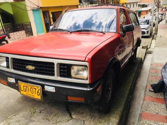 Chevrolet Luv Luv 1600 Encabinada
