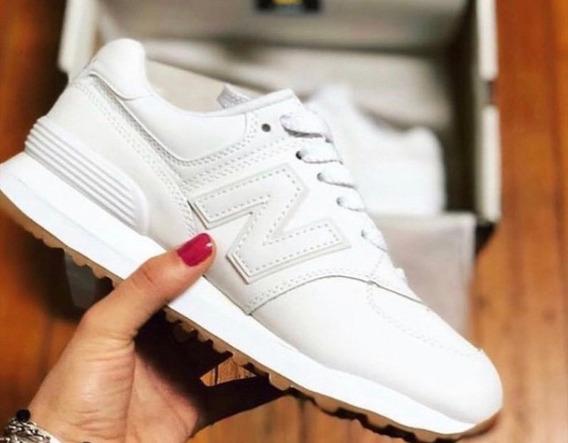 Zapatillas New Balance Blancas