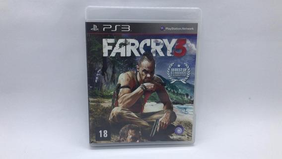 Far Cry 3 - Ps3 - Mídia Física / Cd Original