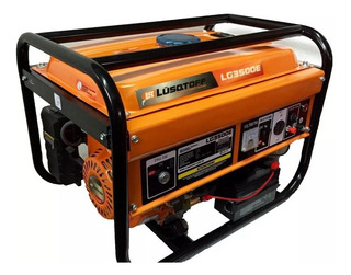 Grupo Electrogeno Generador Lg3500e Naftero 6.5hp Lusqtoff