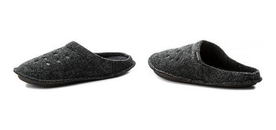 Crocs Classic Slipper - Charcoal