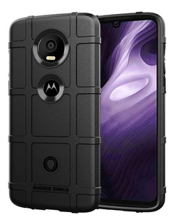 Capa Moto Z4 Play | Skudo R Shield Anti Impacto Original