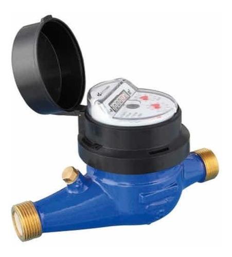 Hidrômetro Multijato Medidor De Água 3/4  3m³/h