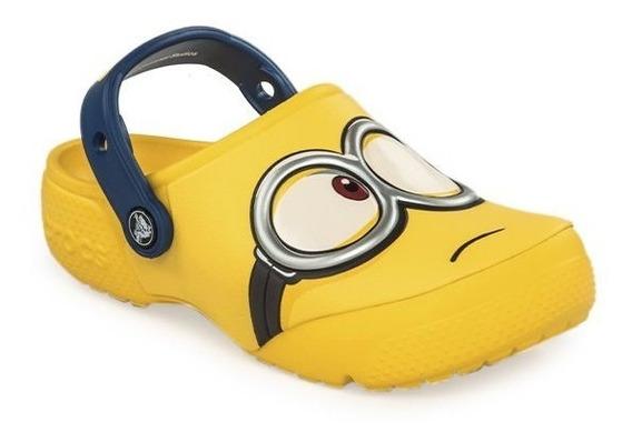 Crocs - Animadas - Fun Lab Kids - Minions