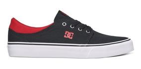 Tenis Hombre Trase Tx Adys300126 Xkrw Dc Shoes Negro
