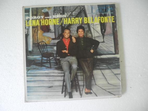 Lp Lena Horne E Harry Belafonte - Porgy And Bess - Nacional