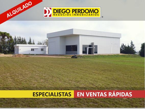 Predio Logístico En Venta O Alquiler, Montevideo.