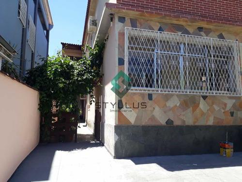 Imagem 1 de 15 de Casa De Rua-à Venda-cachambi-rio De Janeiro - C70312