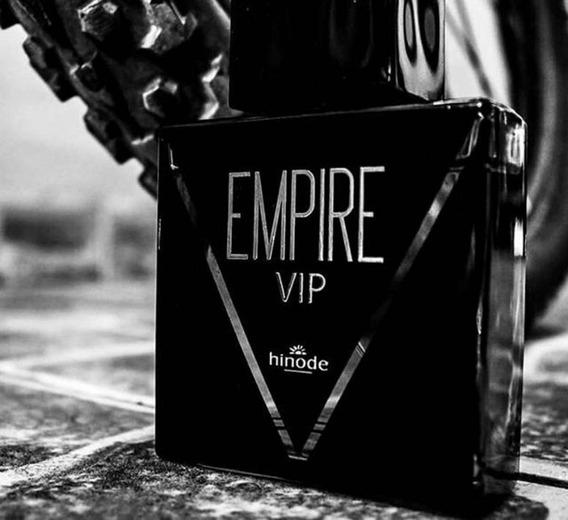 Perfume Empire Vip Hinode De Ficar Com O Pelo Arrepiado.