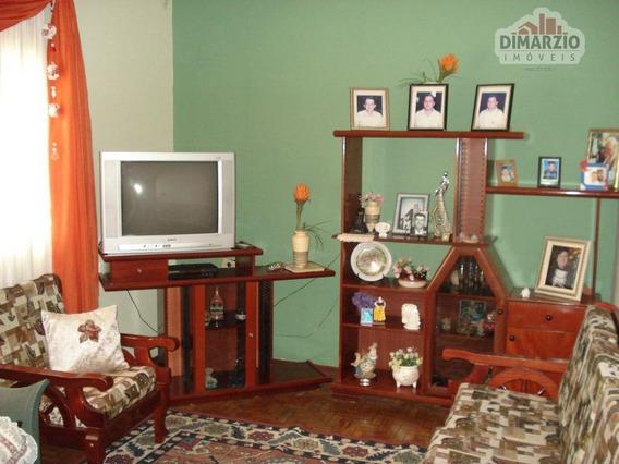 Casa Residencial À Venda, São Manoel, Americana. - Ca0803