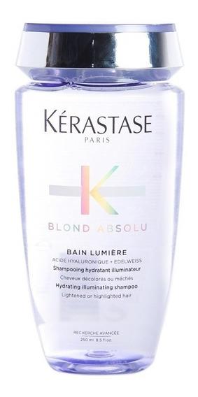Kerastase Blond Absolu Shampoo Iluminador Hidratante X 250ml