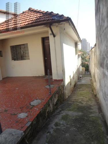 Terreno Comercial À Venda, Alto Da Mooca, São Paulo. - Te0074