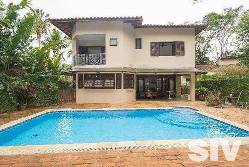 Imagem 1 de 30 de Casa Com 7 Dormitórios À Venda, 350 M² Por R$ 2.130.000,00 - Riviera - Módulo 22 - Bertioga/sp - Ca0236