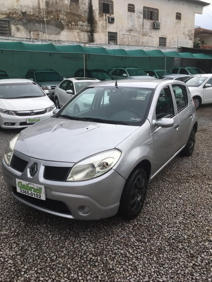 Renault - Sandero Authentic 1.0 2009