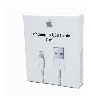 Cable Lightning Cargador Original iPhone 8 7 Plus 6s 6 5s 5