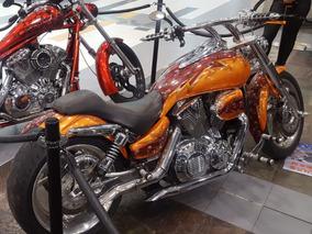 Honda Vt1300cx Fury 2007