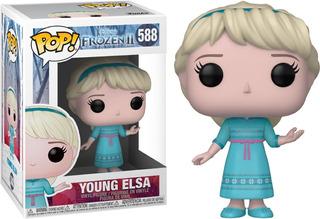 Funko Pop Disney #588 Frozen 2 Young Elsa Nortoys