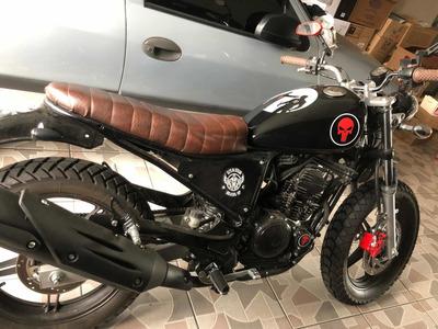 Yamaha Fazer 250 2012 Scrambler, Brat, Café Race Customizada