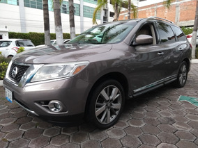 Nissan Pathfinder Sense V6 At 2013