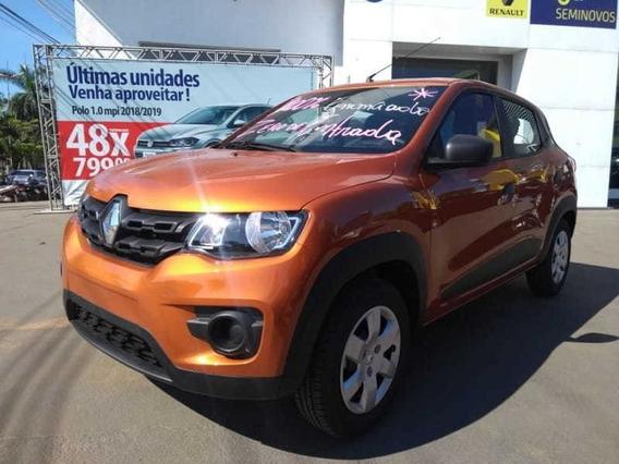 Renault - Kwid Zen 1.0 Mt 2020