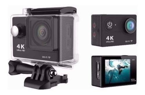 Câmera A Prova Água- 4k