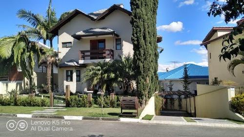 Sobrado Com 3 Dormitórios À Venda Por R$ 1.300.000,00 - Condomínio Arujá 5 - Arujá/sp - So0422