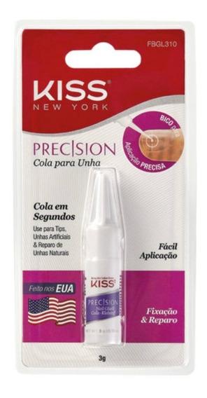 Kiss Ny Cola Para Unha Precision 3ml