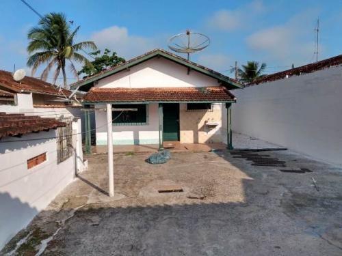 Casa À Venda Em Acesso Asfaltado - Itanhaém 6118   Sanm