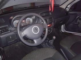 Renault Clio Mio 2014 Confort Sedan 5p Abcp Abs + Gnc 5ta