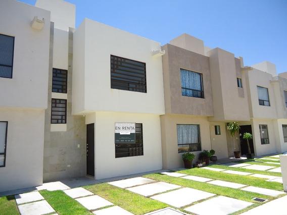 Renta Casa 3 Recamaras Privada Rincones Del Marques